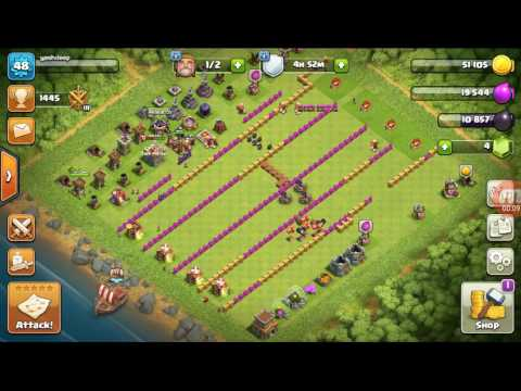 Magical Lines Trick In Coc