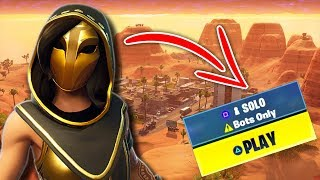 Cómo entrar en *BOT LOBBIES* en Fortnite Temporada 9! (GET EASY WINS)
