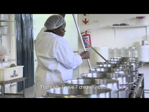 Grown in Swaziland: nation's agricultural development