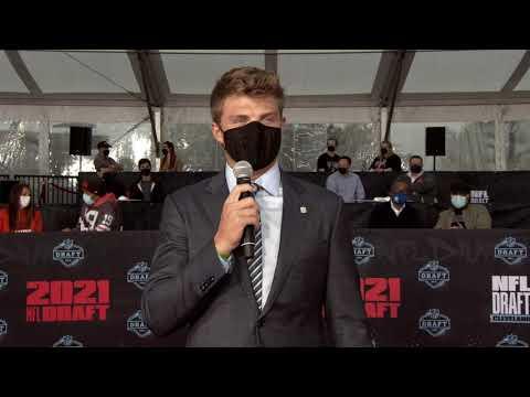 Zack Wilson Interview BYU QB Is New York Jets 2021 NFL Draft 1st Round Pick