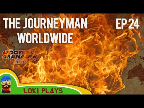 FM18 - Journeyman Worldwide - EP24 - Harmony FC South Africa - Football Manager 2018
