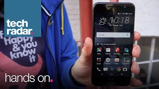 HTC One A9 - Hands On