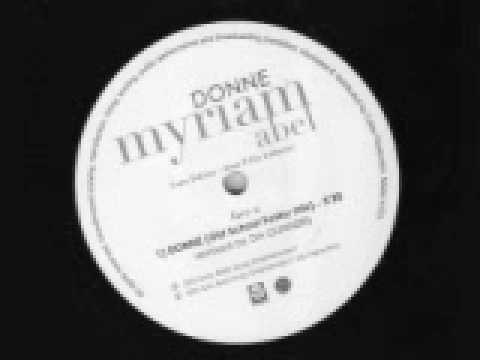myriam abel  -  donne (old school funky mix)