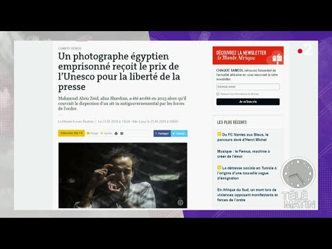 Actu Plus - La liberté de la presse