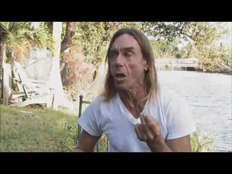 Interview d'Iggy pop sur Jim morrison 2012