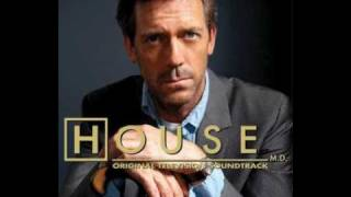 Dr. House MD  Original Tv Soundtrack - Teardrop