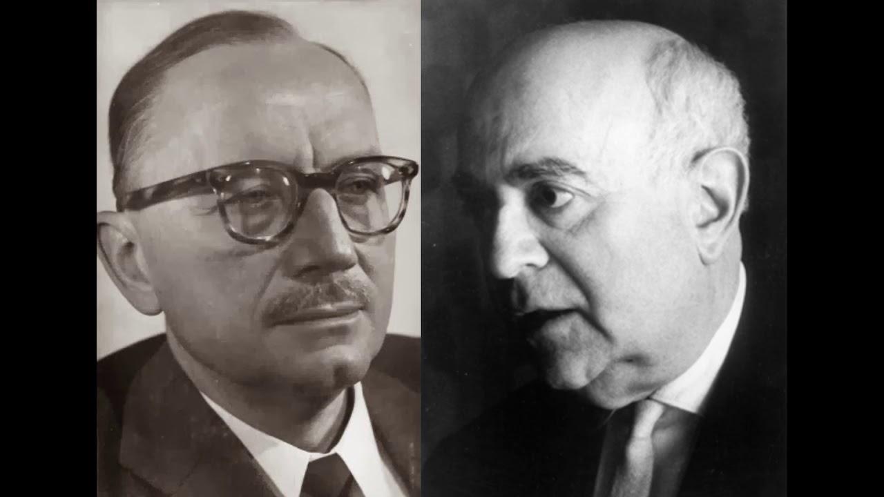 Film von Adorno / Gehlen