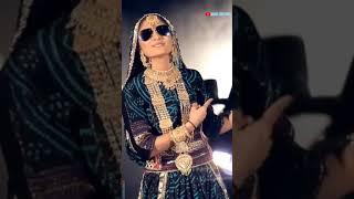 Geeta Rabari Royal style ne Royal personality