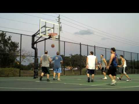 Brandon Webman playing basketball (HD) Mp3