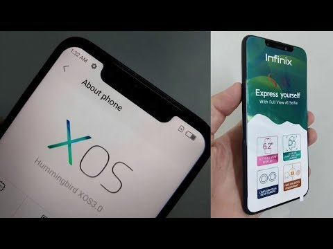 Infinix Zero 6 has Notch Design - Phones - Nigeria