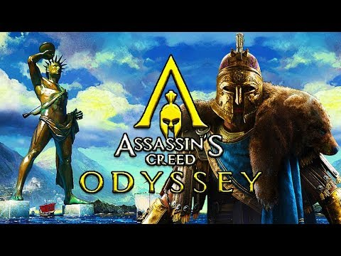 NEW* Assassin's Creed Odyssey – Ancient Greece