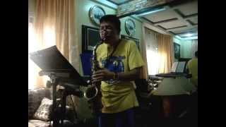 How Deep Is Your Love (BeeGees) Alto sax cover - J. Relativo