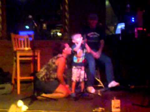 Lady Gaga - Reece - Karaoke - Sharky's Panama City - Summer 2011
