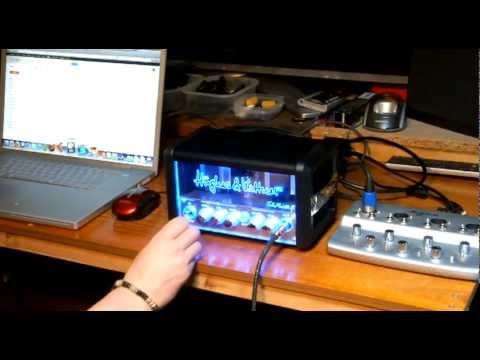Tube Meister 5 - Silent recording