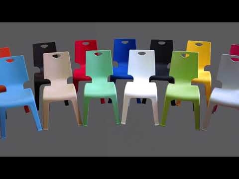 V Chairs | Plastic Chairs | MS999 | Kerusi Plastik - Saidina Group