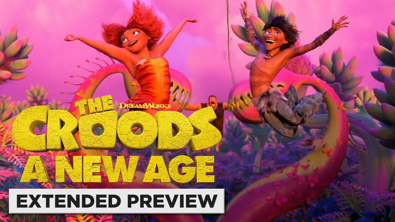 Download The Croods: A New Age | I Think I Love You