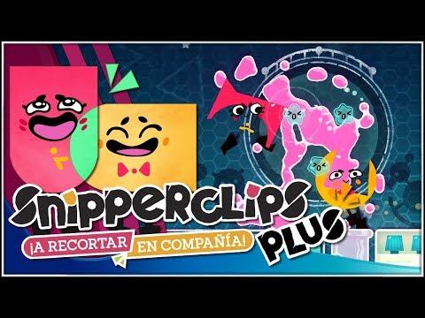 Vuestros niveles favoritos!!! | 29 | SnipperClips Plus: A recortar en compañia con @Dsimphony