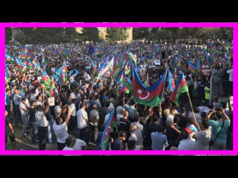 Opposition activists hold anticorruption rally in baku News Today