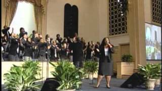 "Howard Gospel Choir - ""Going up Yonder"""