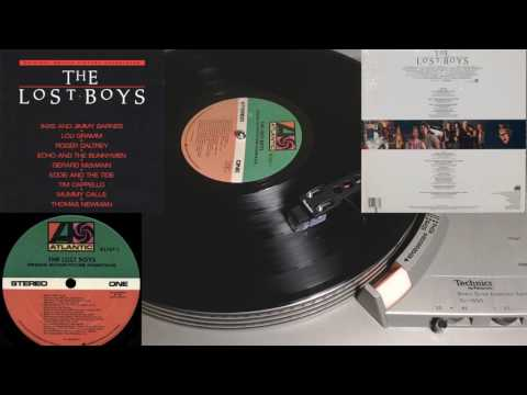 Mace Plays Vinyl - Soundtrack - The Lost Boys - Full Album