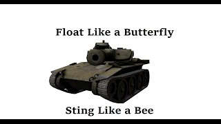WoT | T71: Float Like a Butterfly, Sting Like a Bee