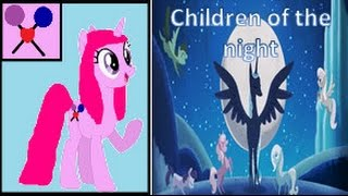 (Blind Reaction) Sweet Fever Reacts: MLP Children of the night