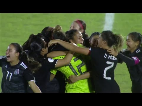 CU20W 2020 SF: Mexico vs Haiti | Penalty Shoot Out