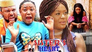 Sister's Heart Season 1- New Movie| Chacha Ekeh|2019 Latest Nigerian Nollywood Movie