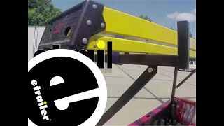 Review of the Erickson Truck Bed Ladder Rack - etrailer.com