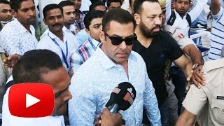 Salman Khan In Jodhpur Court For Black Buck Case