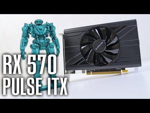 Billigste RX 570 - SAPPHIRE RX 570 Pulse ITX