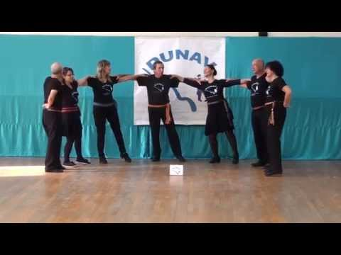 Ciuleandra, Romanian folk dance