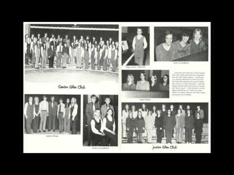 Thorsby High School Glee Club:  Christmas Concert 1971 - part 1