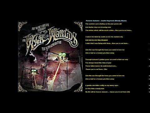 Karaokê - Forever Autumn (No Vocal) - Moody Blues (Justin Hayward)
