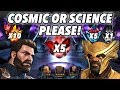 5x 5-Star Crystals + Many More!   Marvel Contest of Champions