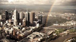 Melbourne - the world