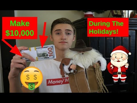 How To Make $10,000 During The Holidays Selling On Amazon FBA