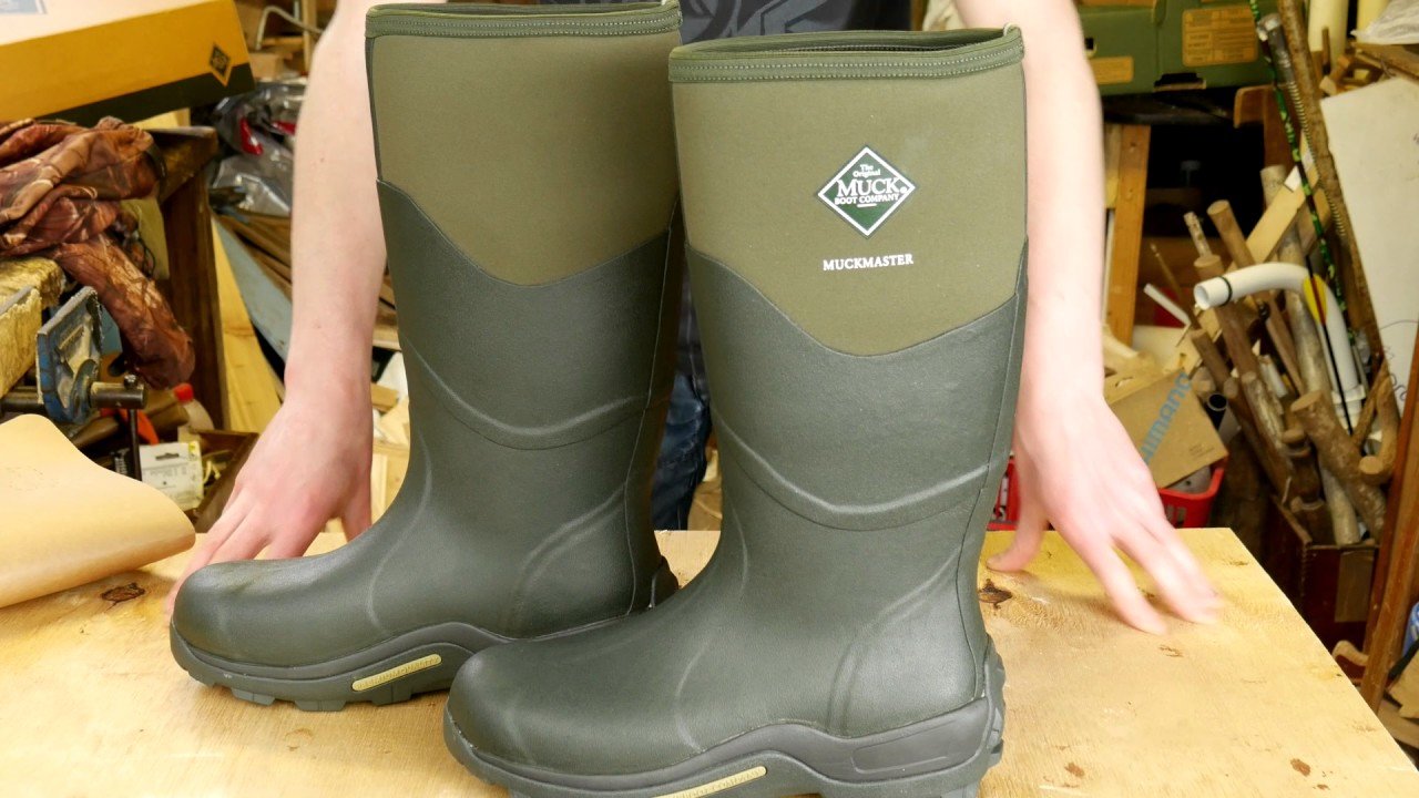 e9f9a0eb1aa MuckMaster Boot Review - The Best All-Purpose Boot?