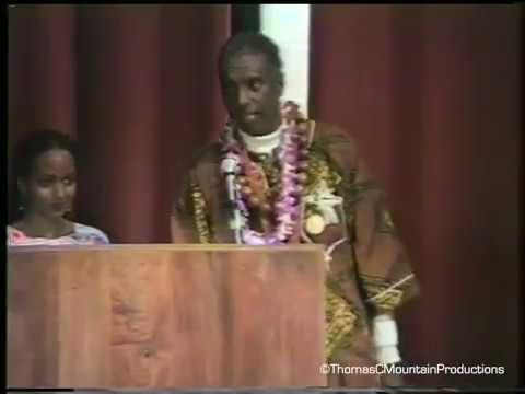 Kwame Ture Speaks; Hawaii 1994 (Part 10)