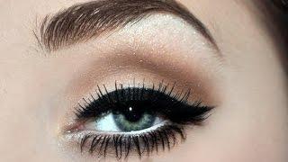 ❀Макияж глаз со стрелками/Как правильно рисовать стрелки❀(Видео урок: Макияж глаз со стрелками. Как правильно рисовать стрелки. Один из самых сложных этапов в макияж..., 2015-07-31T14:33:18.000Z)
