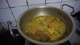 how to cook lemon tok curry | easy bangla traditional cook recipe