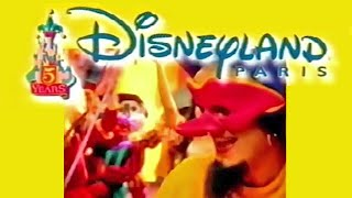 "1997 Disneyland Paris Promo Spot #1 - ""We're too old for all that"" 