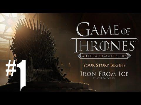 Game Of Thrones Episode 1 - Playthrough #1 [FR]
