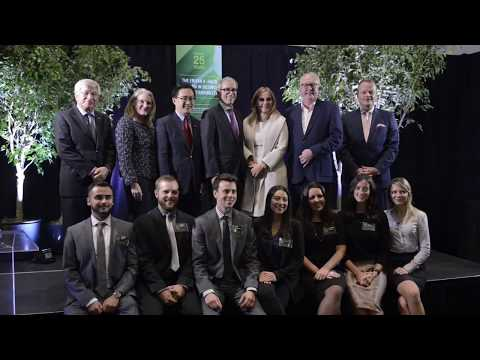 Haub Program in Business and Sustainability 25th Anniversary