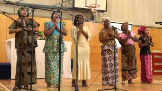 Iyataba wewe Yesu by Songambele International Gospel Band