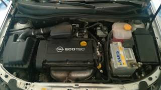 Probleme Motor Opel Astra h Z16xep