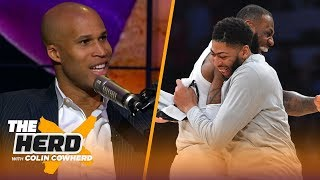 Richard Jefferson believes AD-LeBron would fit together, calls Pelicans