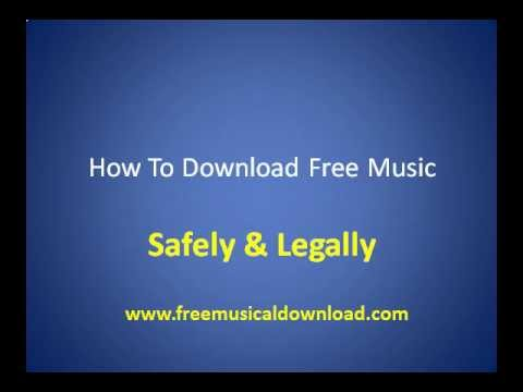 how-to-download-free-music-safely-&-legally