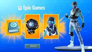 How To Get BREAKPOINT Skin BUNDLE (GAMEPLAY) Fortnite STARTER PACK 8 RELEASE DATE + FREE V BUCKS