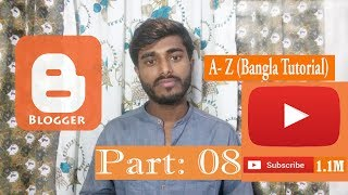 How to Add YouTube Subscribe Button on your Blog/Website (Configure a Button_Bangla-2019)